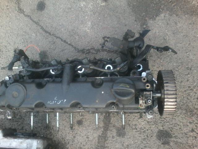 Б/у головка блока для легкового авто Citroen Jumper 2.0HDI