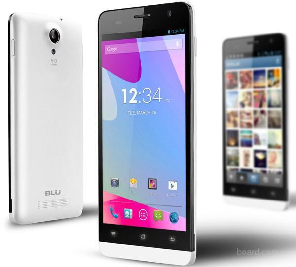 Новий Смартфон Blu Studio 5.0S II White