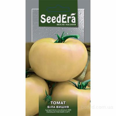"""Семена томатов """"Белая вишня"""""""