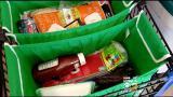 Зручна сумка для покупок Grab Bag, Греб Бег