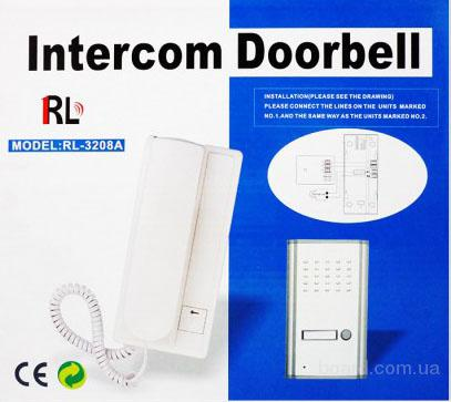 Домофон Intercom