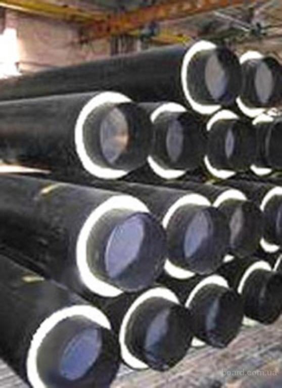 Труба стальная 36/110 в ПЭ оболочке