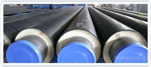 Труба стальная 57/125 в ПЭ оболочке