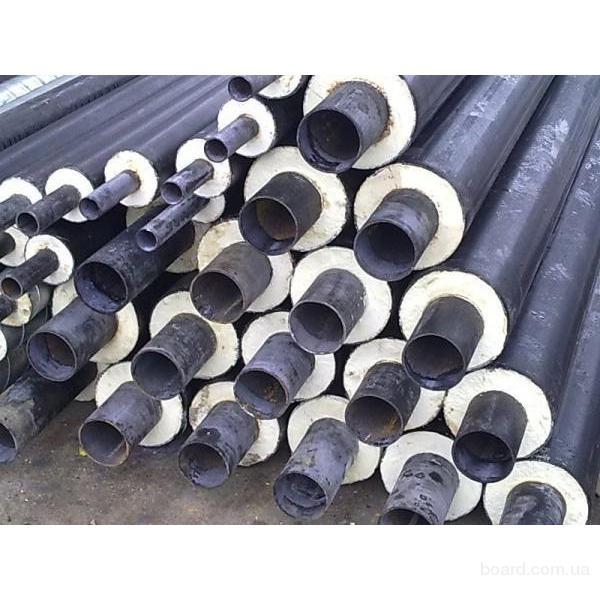 Труба стальная 426/560 в ПЭ оболочке