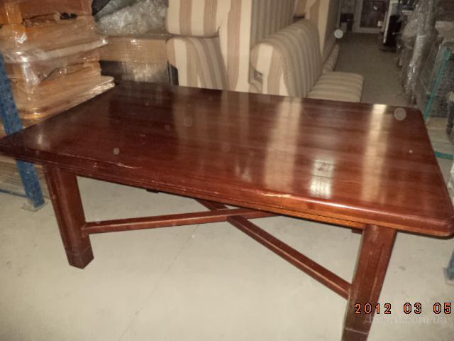 Продам столы для ресторана б/у