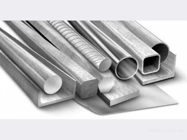 Квадратная труба алюминиевая