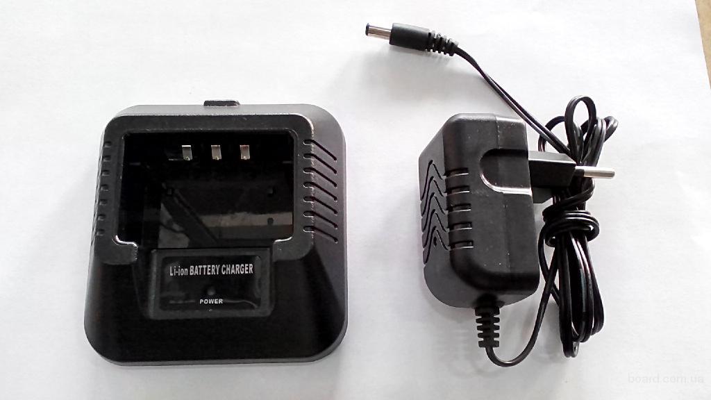 Зарядное ус-во для радиостанции Baofeng (Pofung) UV-5R/RA/RB, etc