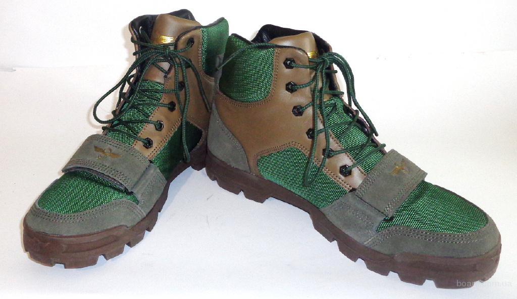 Ботинки кожаные Creative Recreation (Б - 228) 44 - 45 размер