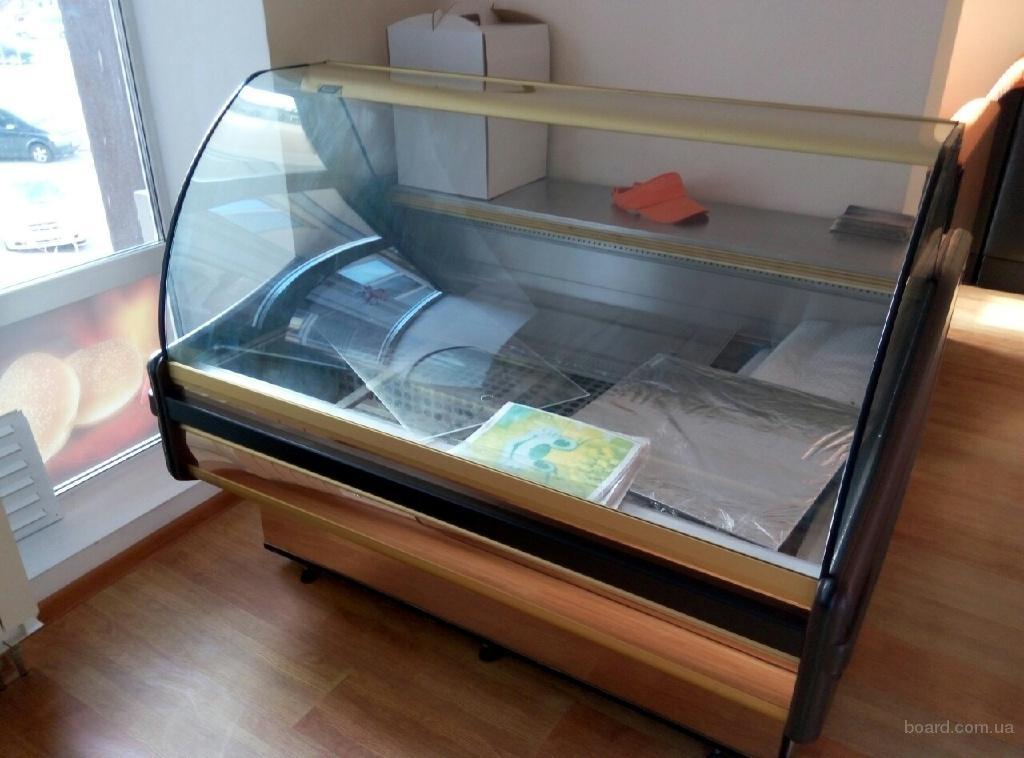 Продам тепловую витрину бу Cold W-PVP-k