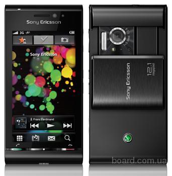Новий Смартфон Sony Ericsson Satio
