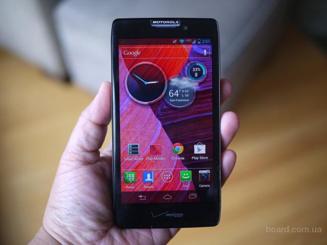 Новий Смартфон Motorola Droid Razr HD