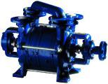 Насосы двухступенчатые вакуумные водокольцевые типа PW (Польша)