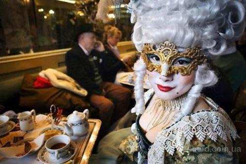 тур на Карнавал в Венецию 2016, карнавальный тур Арлекино Венеция Рим из Киева,Одессы