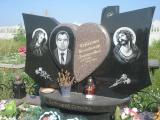 Памятники из гранита, Коростышев