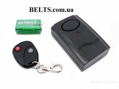 Купить.Сигнализация Vibration J-8326 (с датчиком вибрации Theft Against Alarm J 8326)