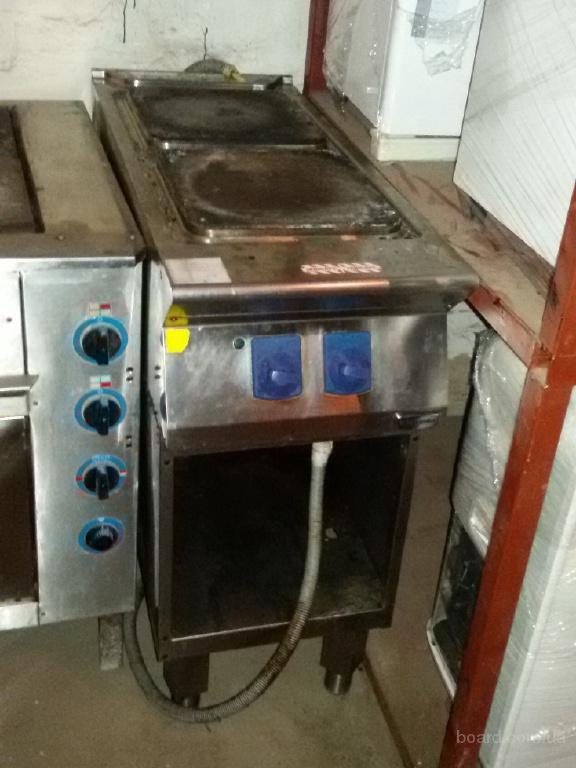 Продам бу плиту электрическую 2х конфорочную Elektrolux