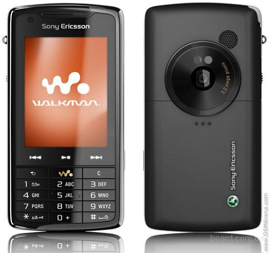 Новий Смартфон Sony Ericsson W960