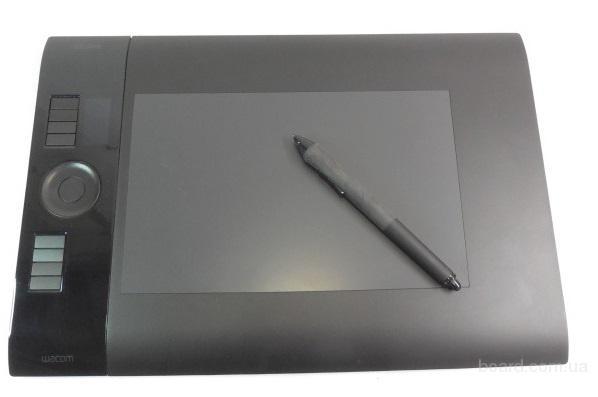 Графический планшет Wacom Intuos 4 (PTK-640) бу