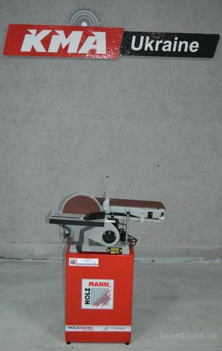 Ленточно-торцовочный шлифовальний станок BT 1220