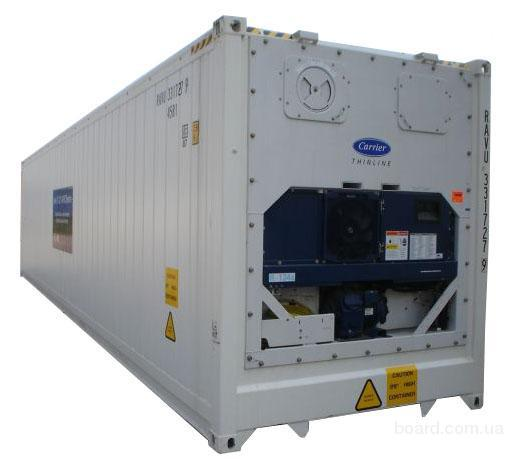 Оборудование для коммерческого холода Сarrier реф контейнер 2000 г. выпуска
