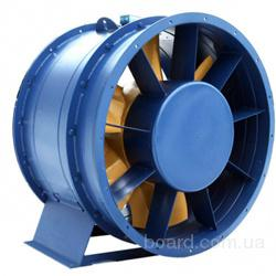 Вентилятор осевой промышленный ВО-25-188-8-03 №12,5