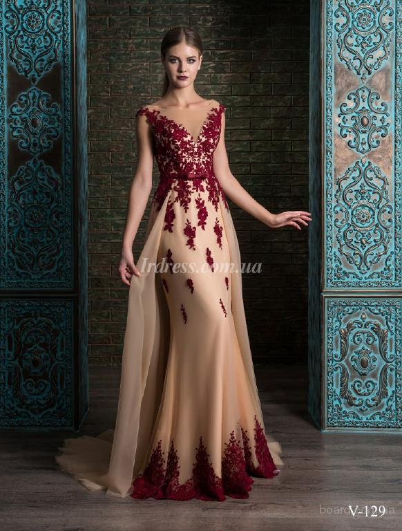Длинные вечерние платья купить в интернет-магазине Украина.