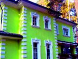 Покраска фасадов домов в Киеве и области