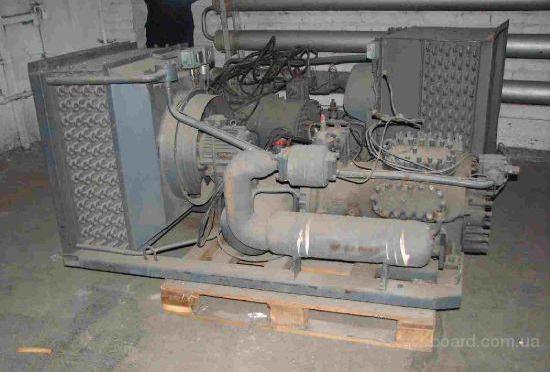 холодильная машина ВР - 18