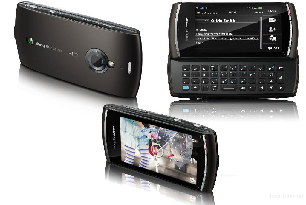 Sony Ericsson Vivaz Pro В наявності