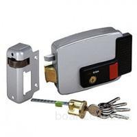 Предлагаем замок CISA-11630-50  накладной электромеханический, производство Италия, 12 В. Установка. Гарантия один год.