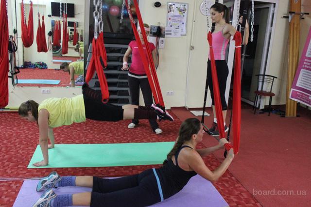 Курсы инструкторов функциональной силовой тренировки MIX и фитнес-эквилибристики Федерации Нью Боди