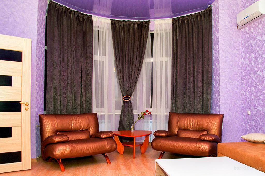 "2-комнатная квартира класса ""Люкс"" в самом центре (на ул.Рымарская)."