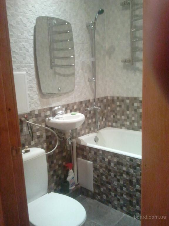 Сдам долгосрочно 1-комнатную квартиру после ремонта.Отрадный.Соломенский район.цена 4500 гривен.