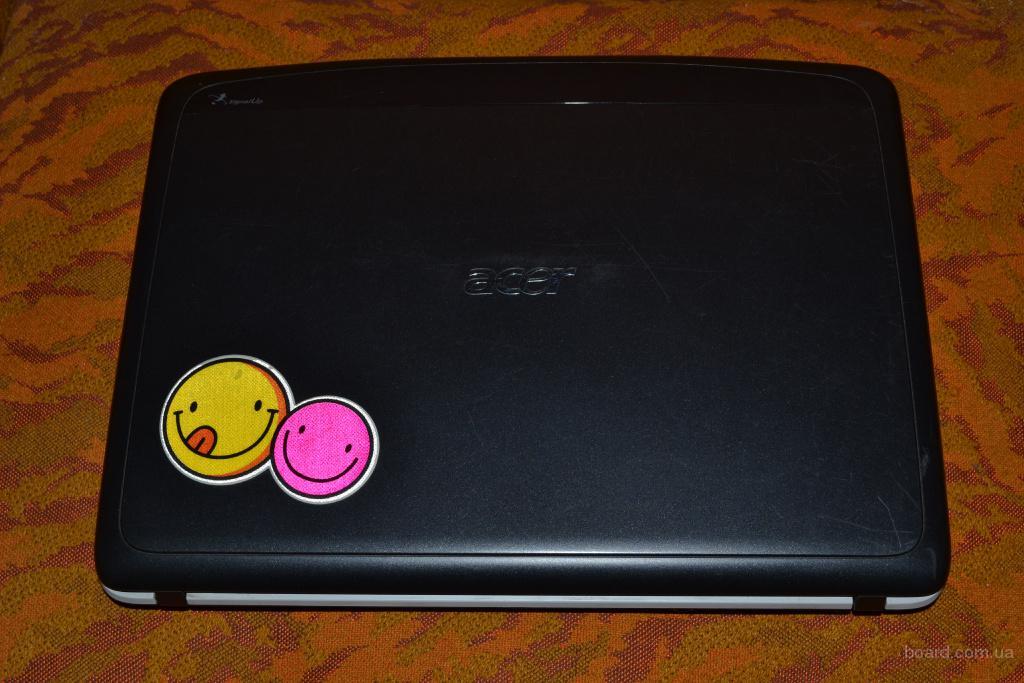 Ноутбук ACER Aspire 5520 (разборка на запчасти с гарантией качества!)