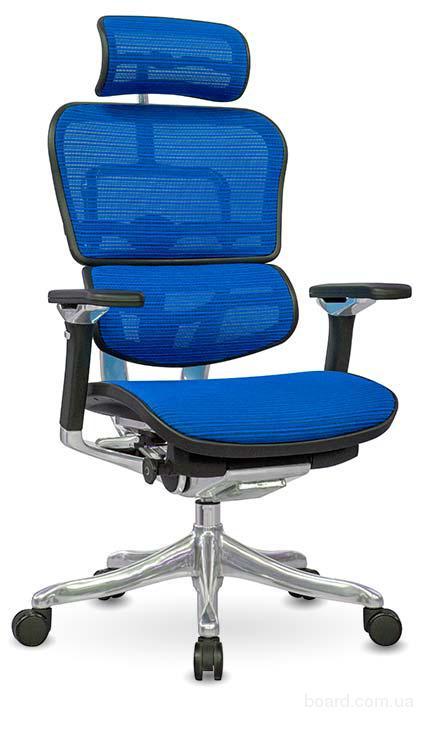 """Эргономичное компьютерное кресло """"ergohuman"""""""