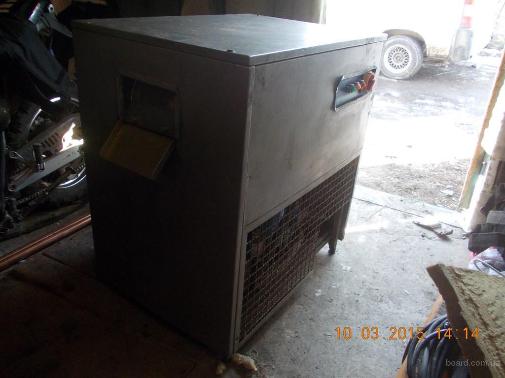 Льдогенератор, чешуйчатого льда,  Nowicki (Польша), 350 кг.сутки