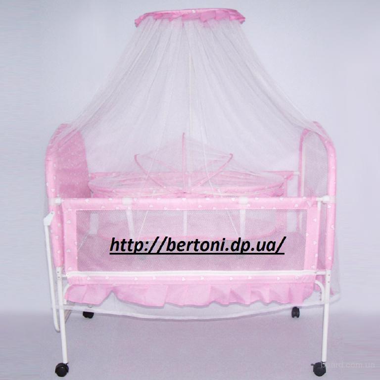 Детская кроватка 9352-002