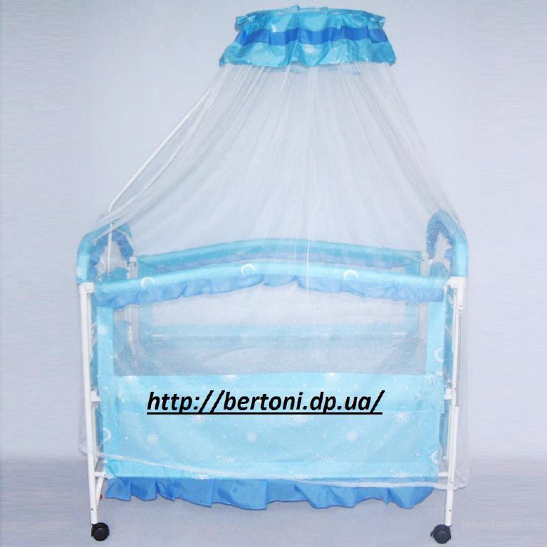 Детская кроватка BT 9139 качалка