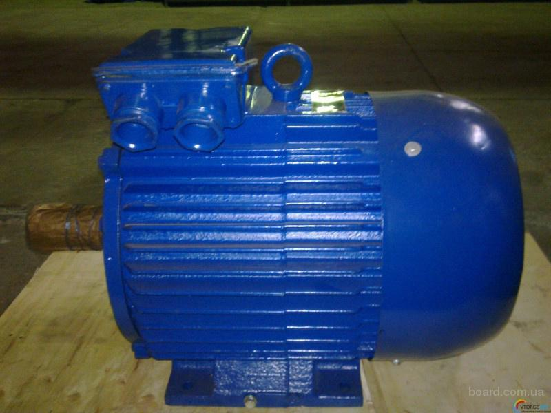 Электродвигатель АИР 180 M8 15 кВт 750 об/мин