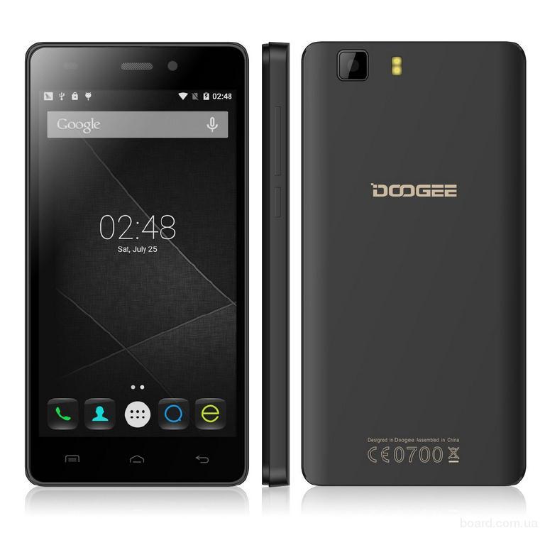 Смартфон googee x5 Pro Аndroid 5.1