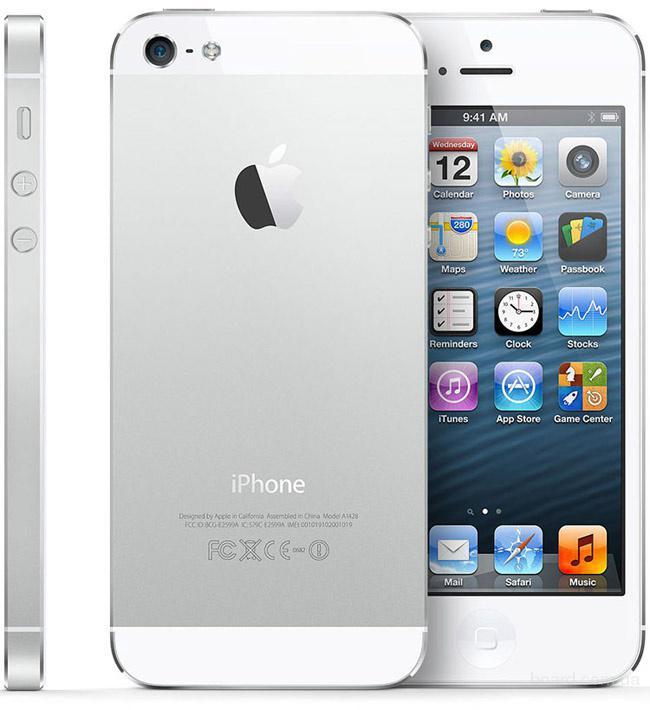Остался один Apple iPhone 5 64Gb White