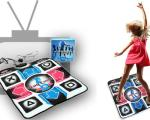 Проведи время весело с танцевальным ковриком X-treme Dance Pad Platinum(dance mat)