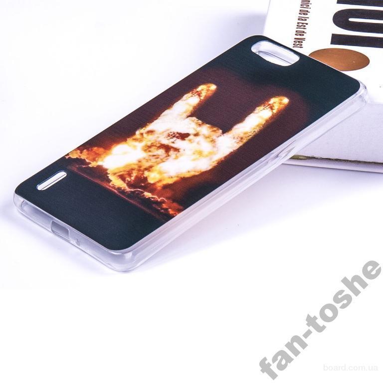 Чехол TPU для Huawei Honor 6