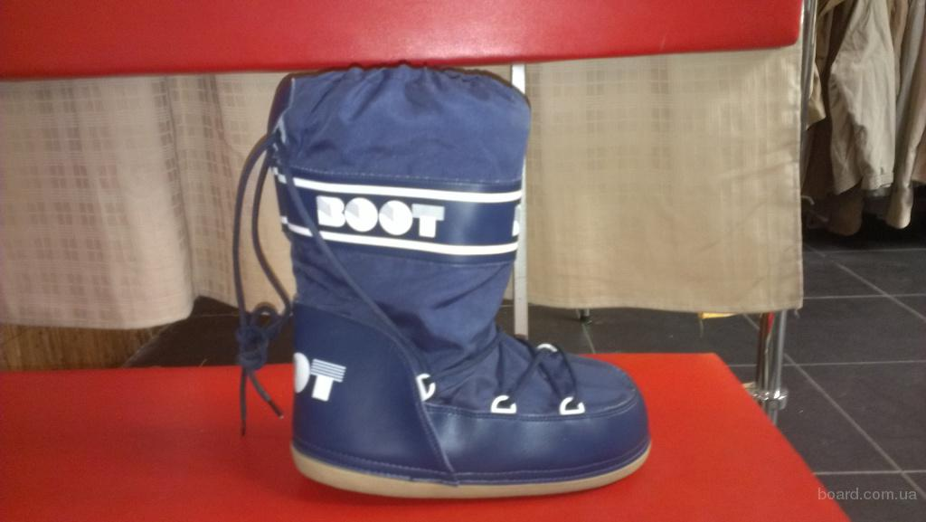 Сапоги Moon Boot, Мунбуты, Сноубутс, Луноходы