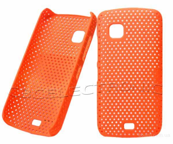 Чехол пластик для Nokia C5-03. (Наложенный платеж)