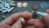 Ляпісний олівець (видалення бородавок, перевірка справжності золота, серебріння речей з латуні та міді