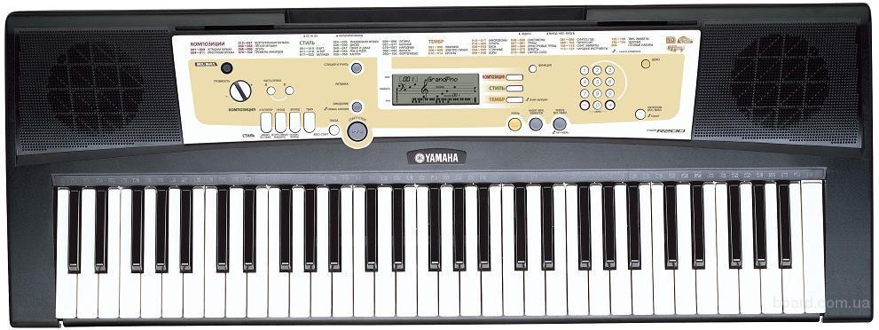 Клавишные инструменты: синтезаторы, цифровые пианино, аккордеоны