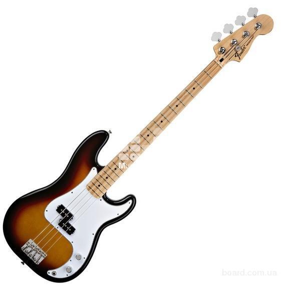 Бас-гитары от лучших мировых производителей