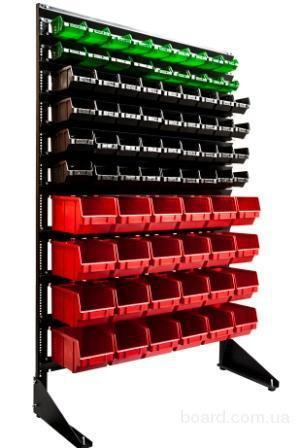 Для мотозапчастей пластмассовые ящики
