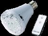 Аккумуляторная лампочка с пультом ДУ